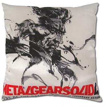 Metal Gear Solid 4 Pillow - Solid Snake