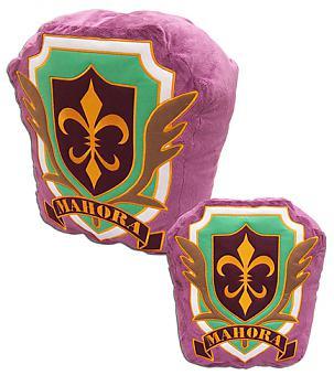 Negima Pillow - Mahora School Logo