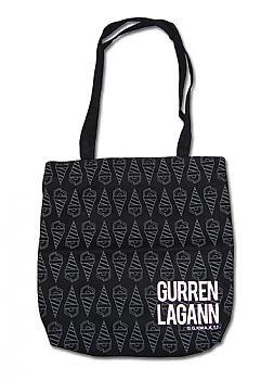Gurren Lagann Tote Bag - Core Rill