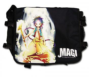 Magi The Labyrinth of Magic Messenger Bag - Aladdin