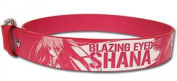 Shana 28''-32'' Belt - Blazing Eyed Shana (S/M)