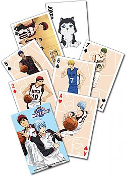 Kuroko's Basketball Playing Cards