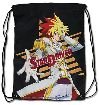 Star Driver Drawstring Backpack - Takuto