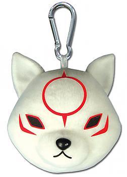 Okami Den Plush Key Chain - Chibiterasu