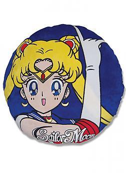 Sailor Moon Round Throw Pillow - Sailor Moon