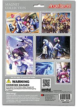 Angel Beats! Magnet - Assorted Collection