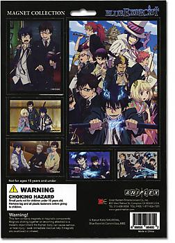 Blue Exorcist Magnet - Assorted Collection
