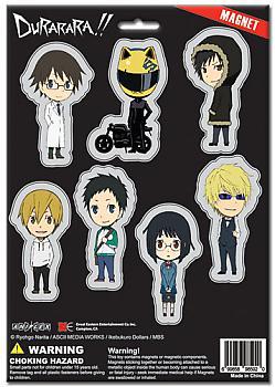 Durarara!! Magnet - Cutout Chibi Characters