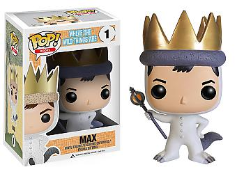 Where the Wild Things Are POP! Vinyl Figure - Max