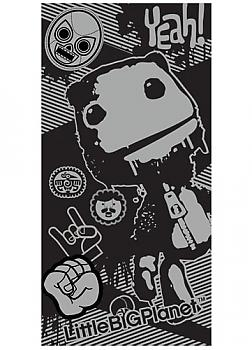 Little Big Planet Towel - Sack Boy