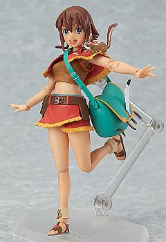 Gargantia on the Verdurous Planet Figma Action Figure - Amy