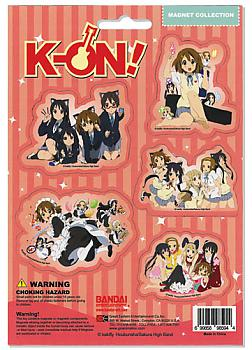 K-On Magnet - Group