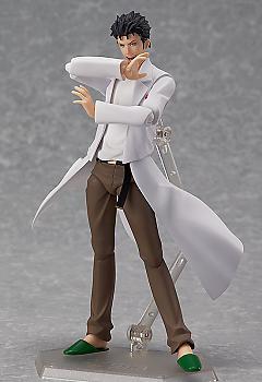 Steins;Gate Figma Action Figure - Rintarou Okabe