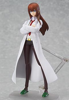 Steins;Gate Figma Action Figure - Kurisu Makise White Coat