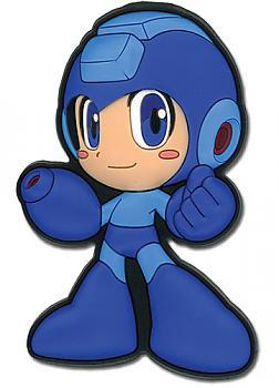 Mega Man Powered Up Magnet - Mega Man