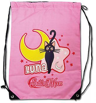 Sailor Moon Backpack Drawstring - Luna