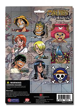 One Piece Magnet - Cutout Characters
