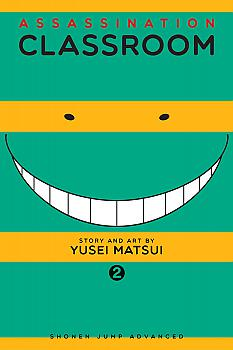 Assassination Classroom Manga Vol.   2