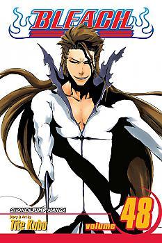 Bleach Manga Vol.  48