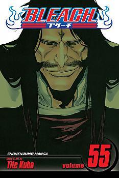 Bleach Manga Vol.  55