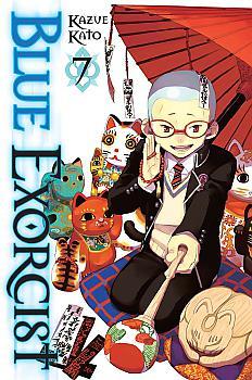 Blue Exorcist Manga Vol.   7