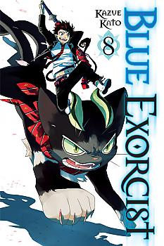 Blue Exorcist Manga Vol.   8