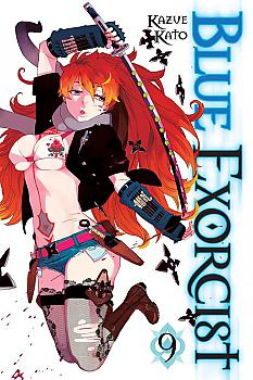 Blue Exorcist Manga Vol.   9