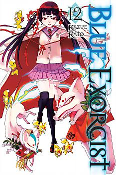 Blue Exorcist Manga Vol.  12