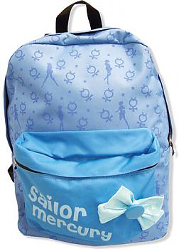 Sailor Moon Backpack - Sailor Mercury Pattern