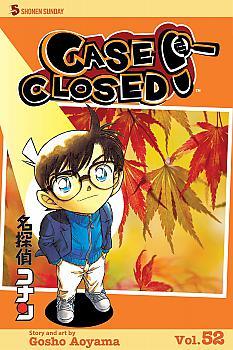 Case Closed Manga Vol.  52