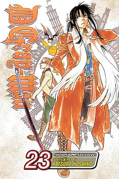 D Gray-man Manga Vol.  23