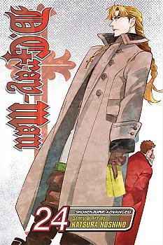 D Gray-man Manga Vol.  24