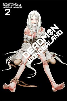 Deadman Wonderland Manga Vol.   2