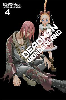 Deadman Wonderland Manga Vol.   4