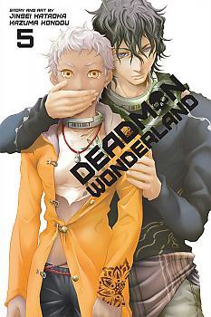 Deadman Wonderland Manga Vol.   5