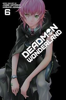 Deadman Wonderland Manga Vol.   6