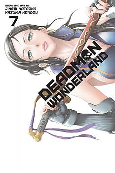 Deadman Wonderland Manga Vol.   7