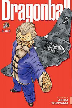 Dragon Ball Omnibus Manga Vol.  2 (3-in-1 Edition)