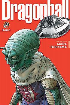 Dragon Ball Omnibus Manga Vol.  4 (3-in-1 Edition)