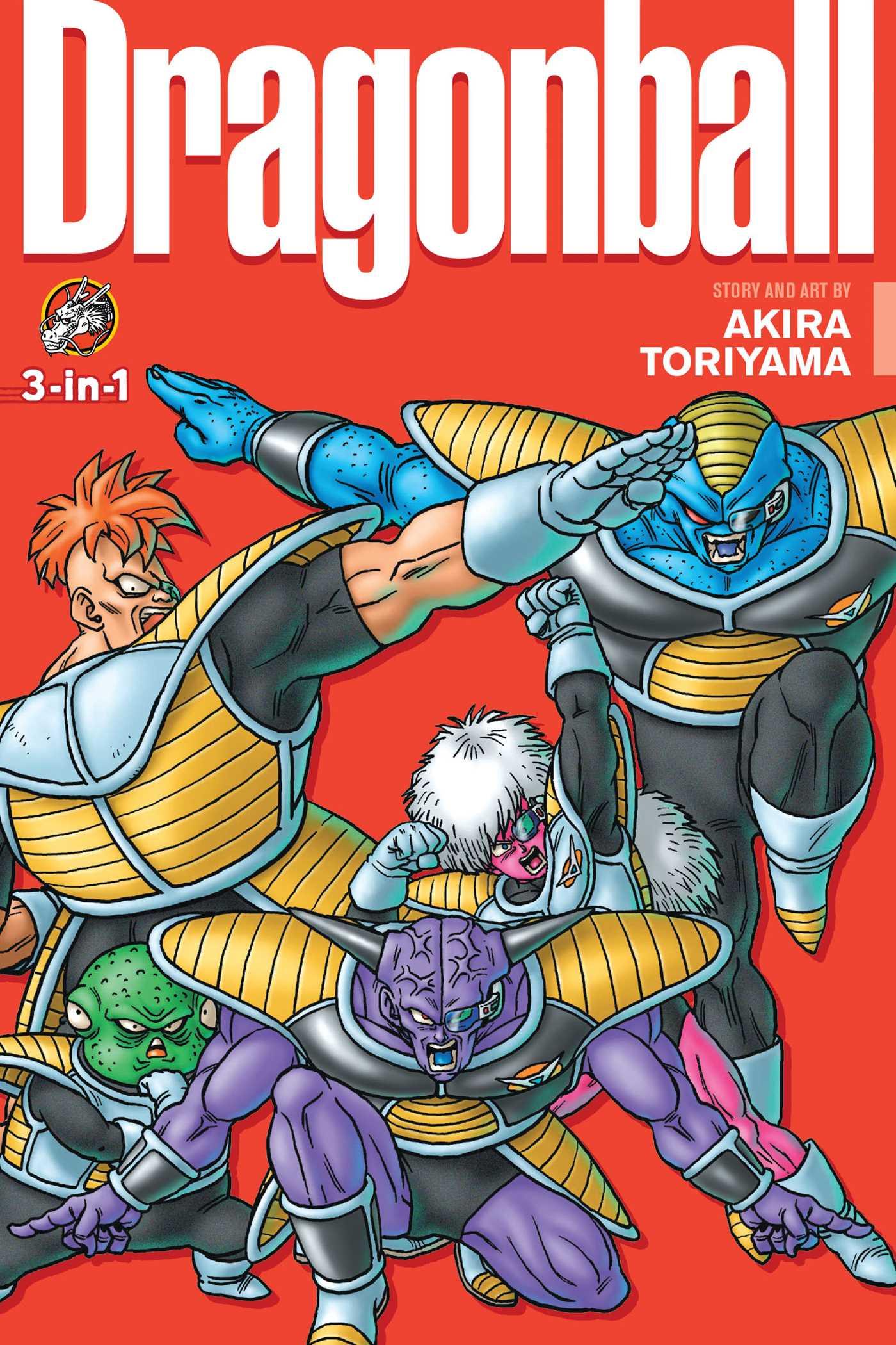 Dragon Ball Omnibus Manga Vol