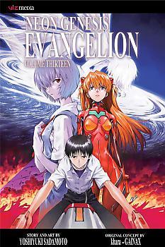 Evangelion Manga Vol.  13