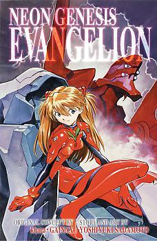Evangelion Omnibus Manga Vol.   3
