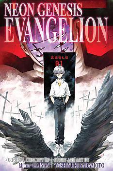 Evangelion Omnibus Manga Vol.   4