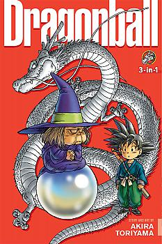 Dragon Ball Omnibus Manga Vol.  3 (3-in-1 Edition)