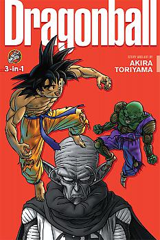 Dragon Ball Omnibus Manga Vol.  6 (3-in-1 Edition)