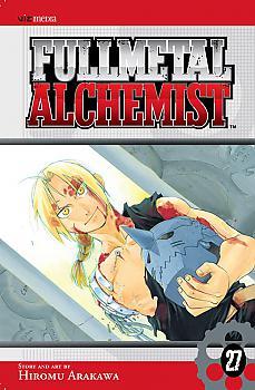 FullMetal Alchemist Manga Vol.  27