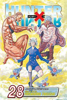Hunter X Hunter Manga Vol.  28