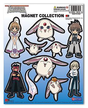 Tsubasa Magnet - Cutout Chibi Characters