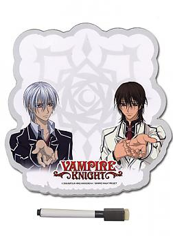 Vampire Knight Magnet - Group Pad with Dry Erase Marker