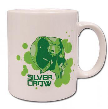 Accel World Mug - Silver Crow